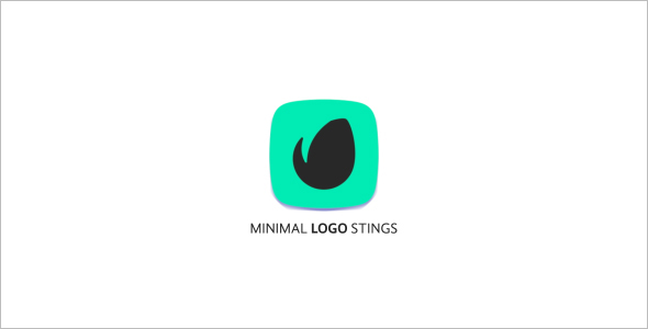 Apple Motion Logo Template