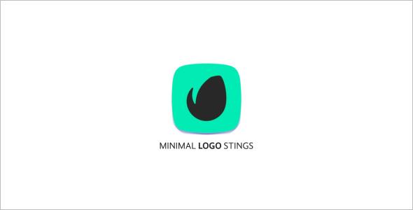 Apple Motion Logo Template