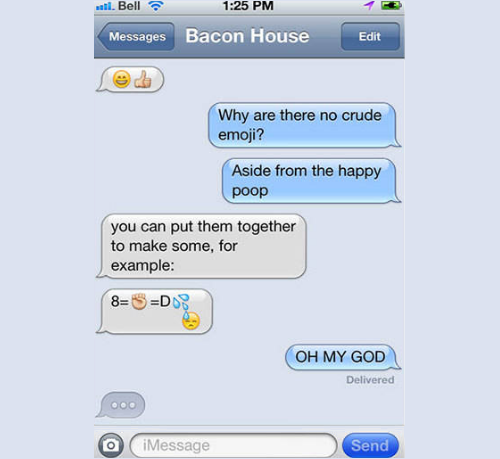 Attractive Emoji Story
