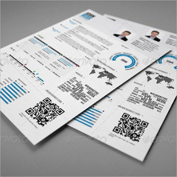 Awesome Infographic Resume