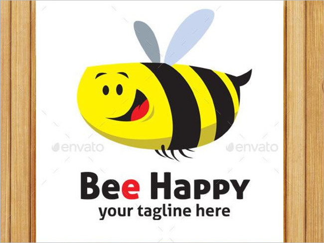 Bee Happy Smile