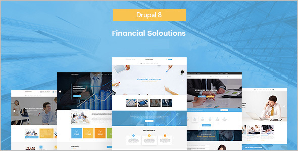 Business Solutions Drupal Theme