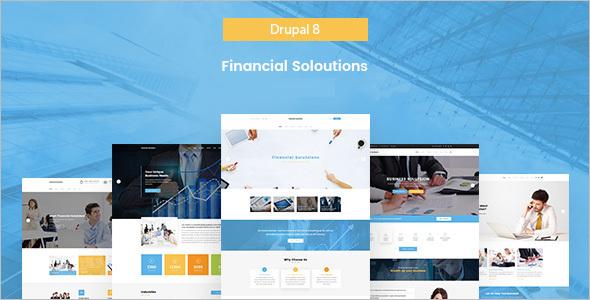 Business Solutions Drupal Theme