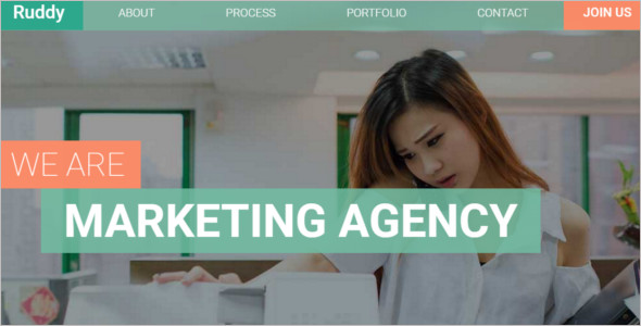 Business Website Template