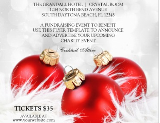 Charity Business Flyer Designs