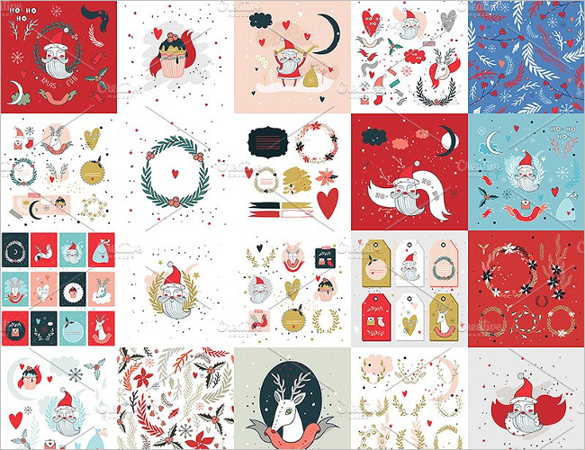 Christmas Collection Banner Templates