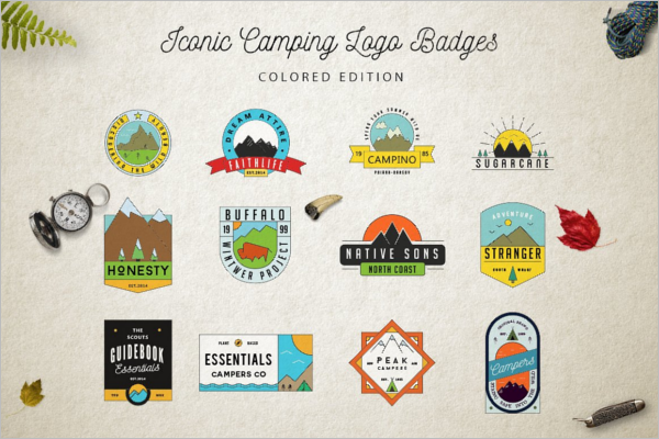 Commercial Badges & Stickers Design