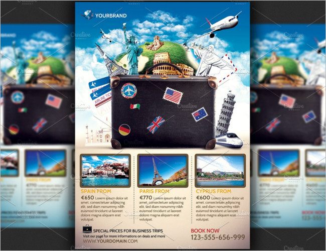 Consulting Business Flyer Designs