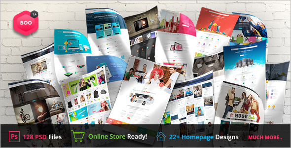 Corporate Hosting Magento Template