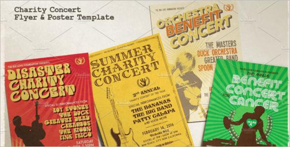 Creative Concert Flyer & Poster