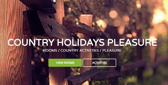 Creative Responsive Website Template