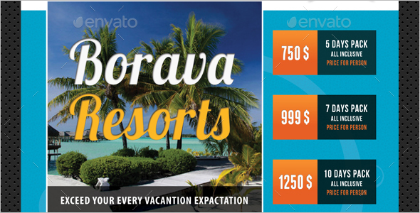 Creative Travel Agency Poster Template