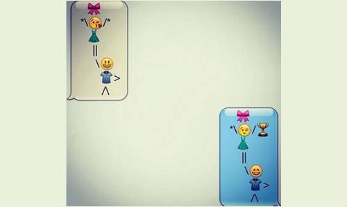 Custom Emoji Story Design