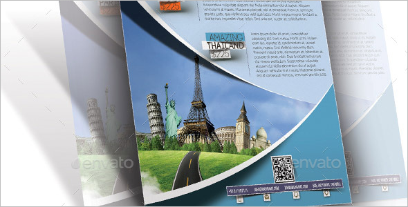 Custom Travel Agency Poster Template