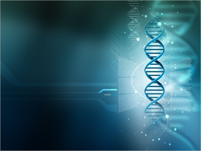 DNA HD Background Free Image