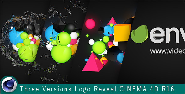 Dynamic Cinema 4D Template