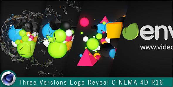 Dynamic Cinema 4D Template