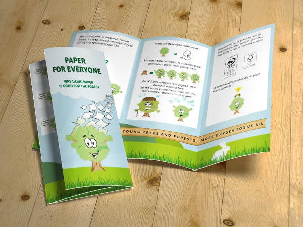 Editorial-Kindergarten-Brochure-Design