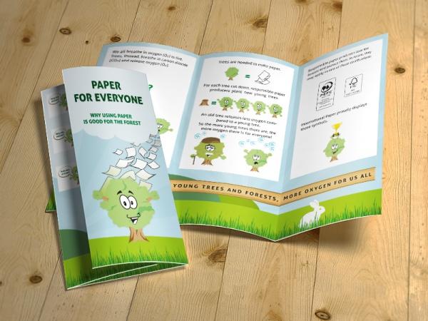 Editorial-Kindergarten-Brochure-Design