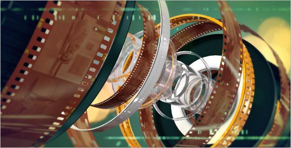 Elegant Cinema 4D Template