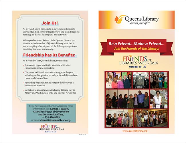 Elegant Library Brochure