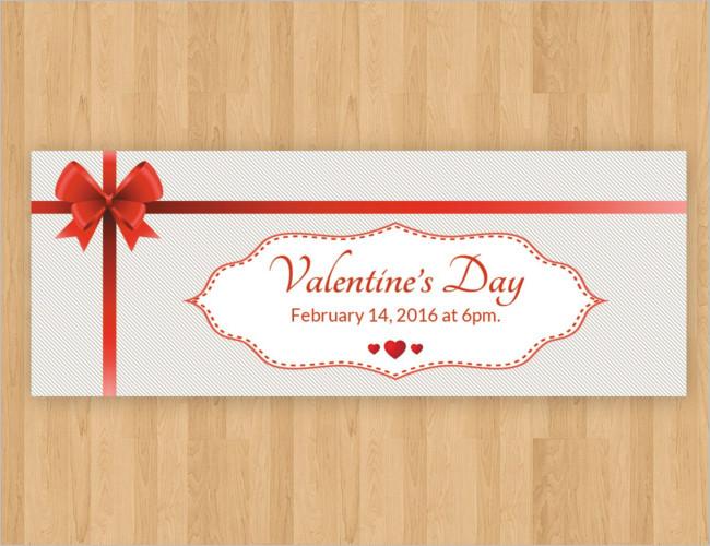 Event Valentine Ticket Template