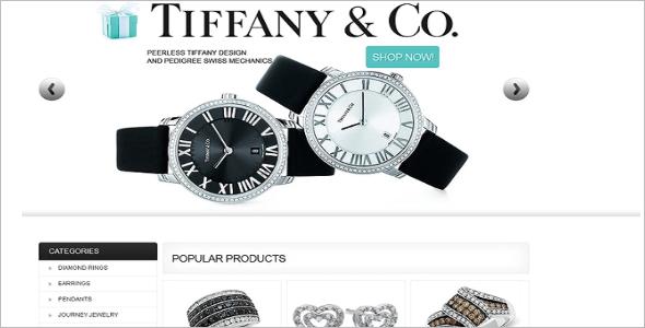 Fabulous Jewelry OsCommerce Template