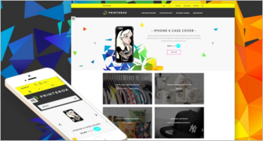 Print Shop PrestaShop Themes