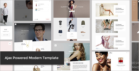 Floris Perfume And Cosmetics Store WooComerce Template.