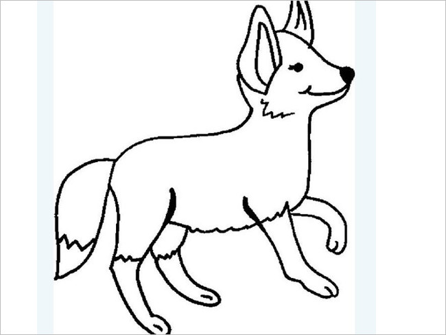 Fox Template Download Free Design