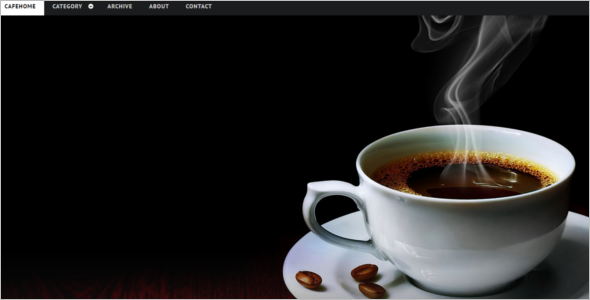 HTML 5 Layout Website Template
