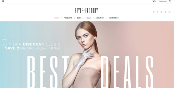 Hair Style Care Responsive Shopify Theme