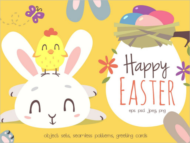 Happy Easter Cartoon Channel