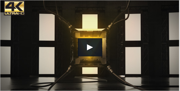Industrial Openeras Video Template