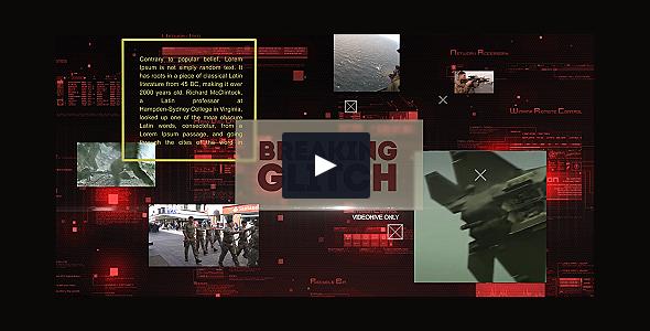 Industrial Presentation Video Template