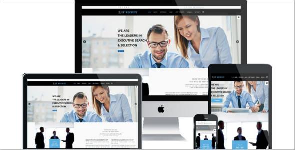 Job Recruitment Process Joomla Template