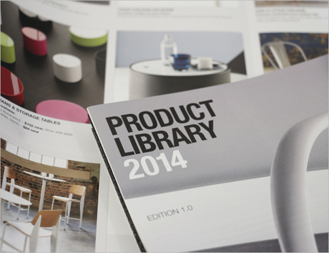 Library Product Brochure