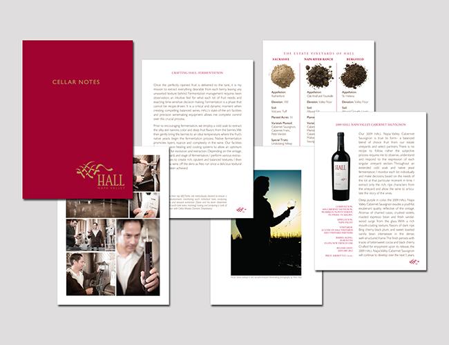 Luxury Wine Cellar Brochure