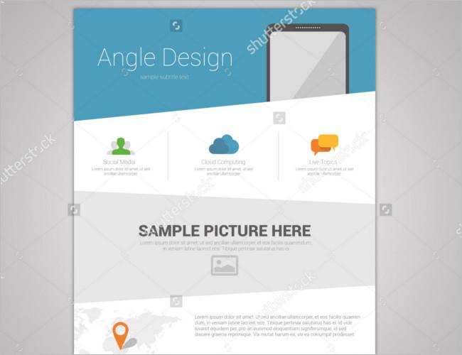 Main Event Planning Business Flyer Designs (1)