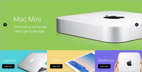 Main PrestaStore Website Template