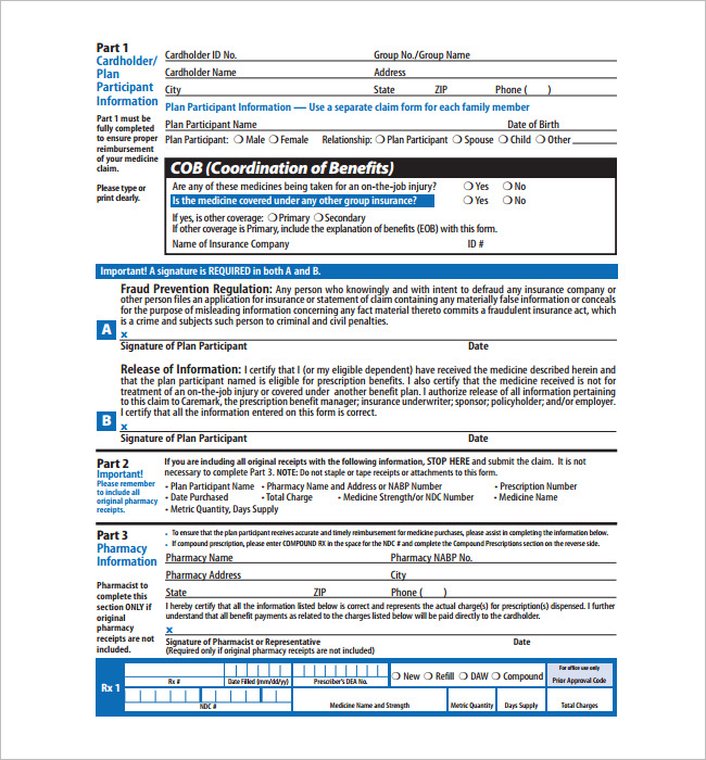 17+ Free Doctor Prescription Templates PDF, Word Documents