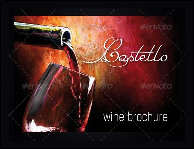 Minimalisti Wine Brochure
