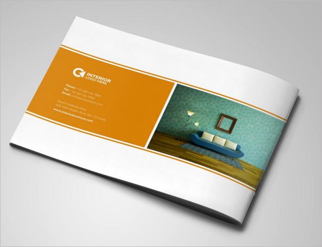 Modern Interior Brochure Desidn