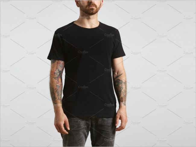 Motorbike T-shirt mockups Design