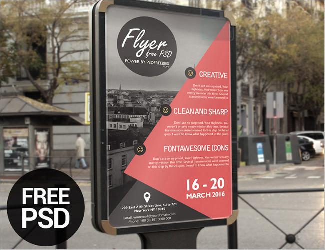 Multi Business PSD Flyer Designs