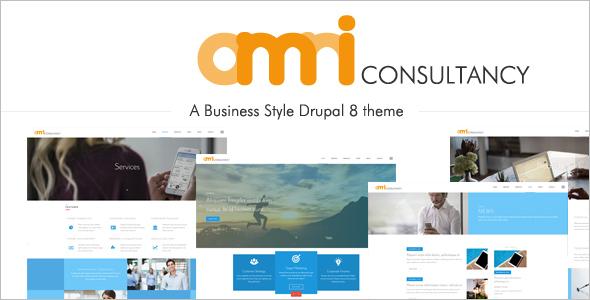 Multi-Purpose Style Drupal Theme
