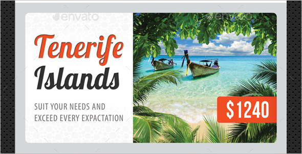 Multi-Travel Agency Poster Template