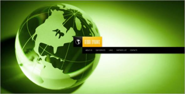 New Accounting WordPress Template