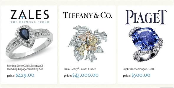 New Wedding Jewelry ZenCart Template