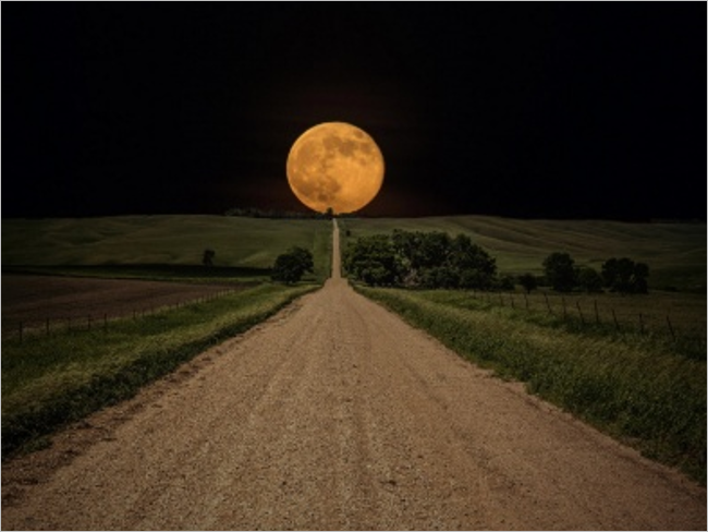 Night Moon Cool Wallpaper Backgrounds Images